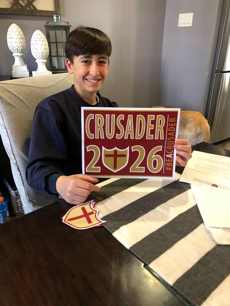 Dominic DiCharia 2026 - St. Ann