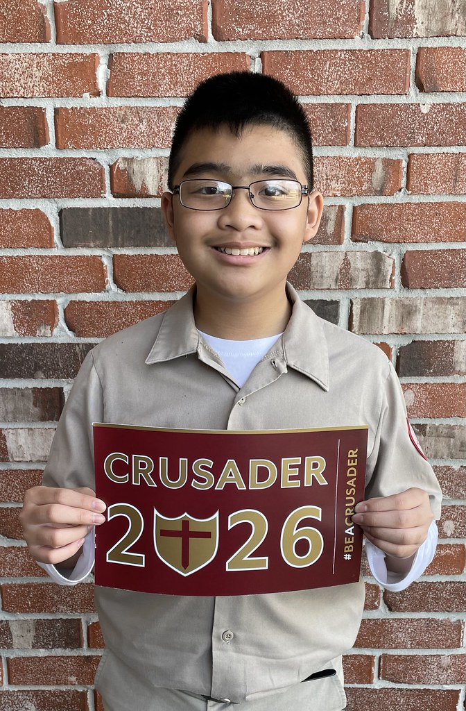 Joey Nguyen 2026 - St. Andrew the Apostle