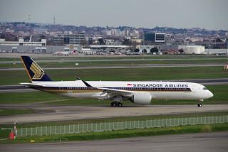 A350-941 F-WZFM MSN475 (9V-SHV)