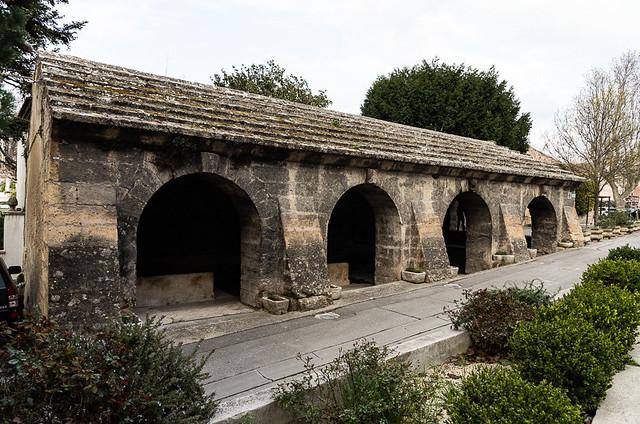 Lavoir de la Bonne Fontaine, Lambesc