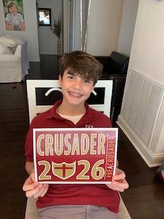 Hudson Faucheux 2026 - Christian Brothers School