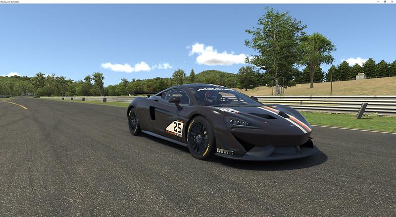 iRacing iRacing McLaren 570S GT4