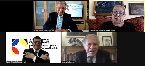 OEA y Alianza Evangélica Latina impulsarán la libertad religiosa en las Américas