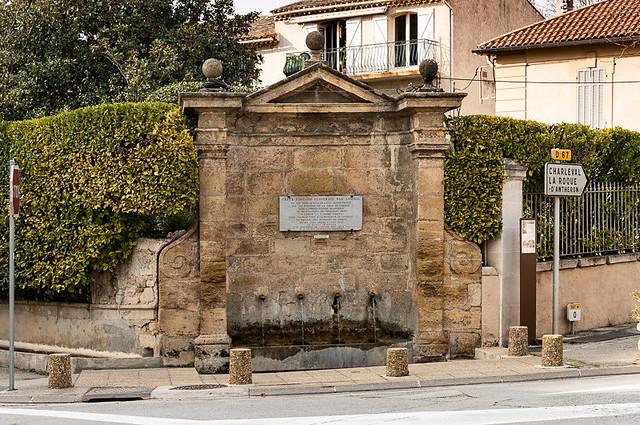 La Bono Font, Lambesc