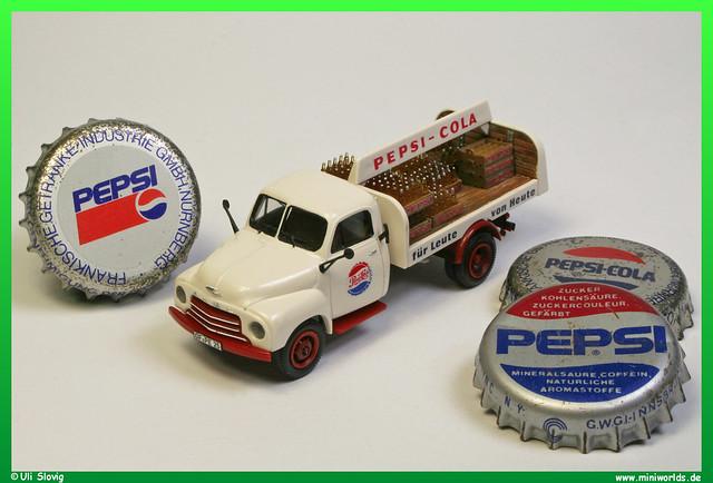 1952-60 Opel Blitz