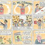 El 'Militódromo' de Diego Molano