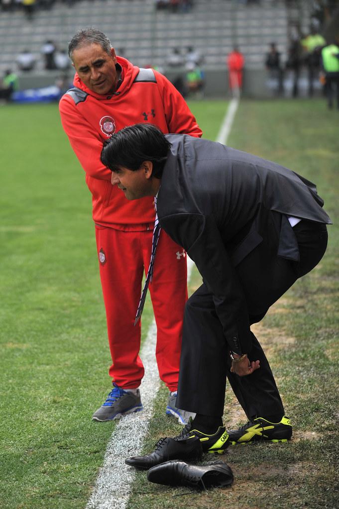 Toluca vs Atlas - Clausura 2015