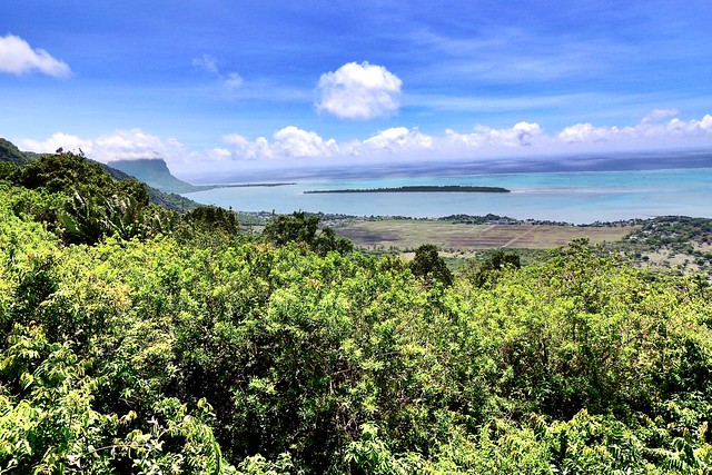 Le Morne Brabant Peninsula, Mauritius