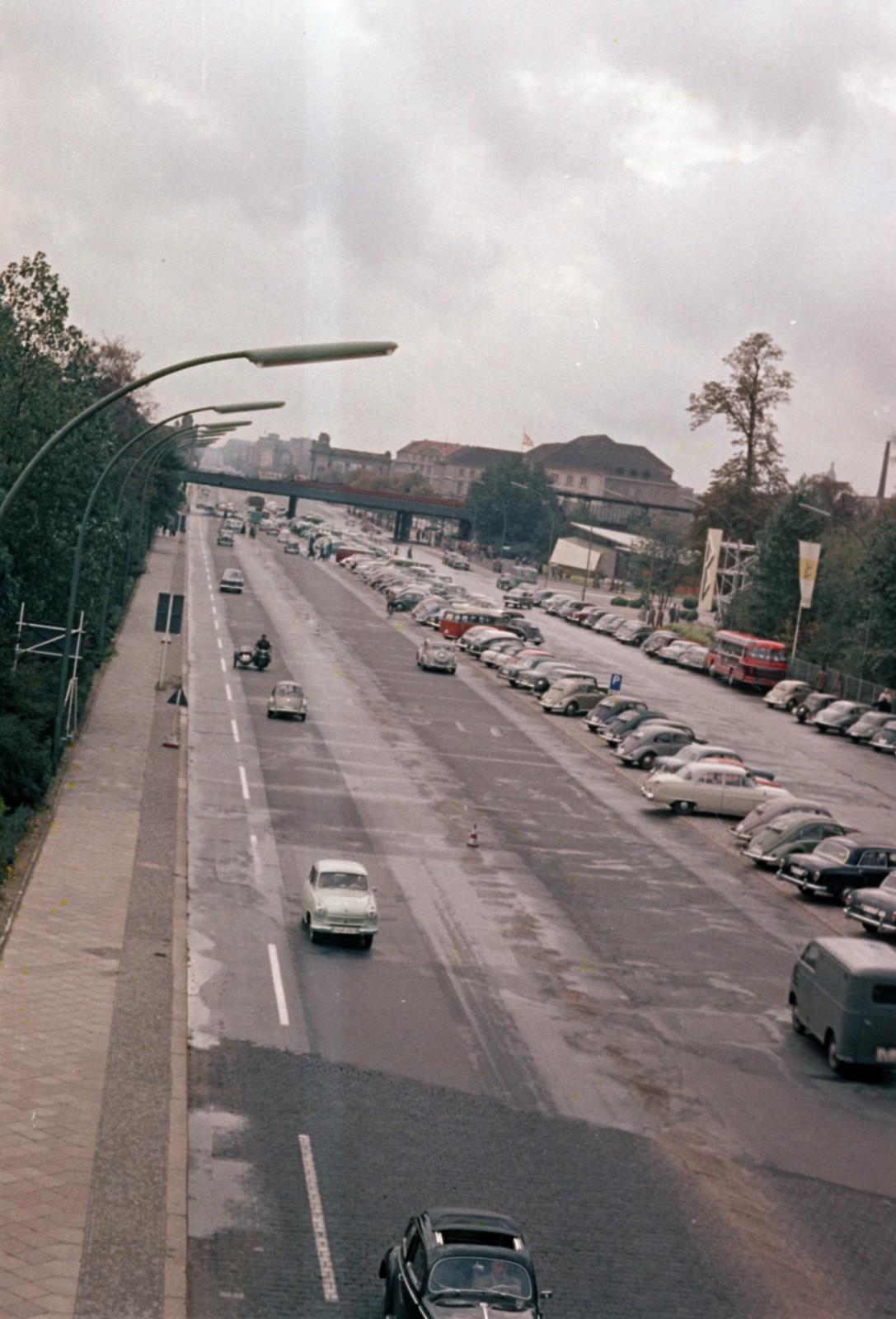 08. Западный Берлин. Тиргартен