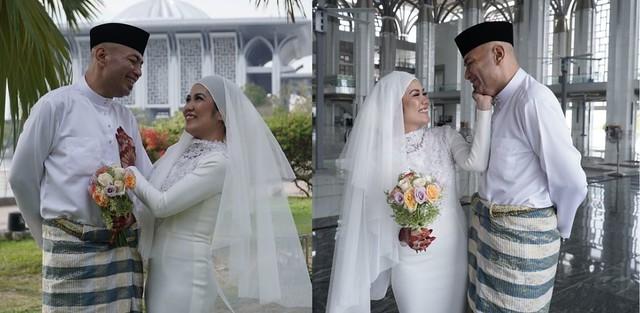 Cinta Berbunga Di Gv7, Ashira &Amp; Bad Indigo Kini Sah Bergelar Suami Isteri