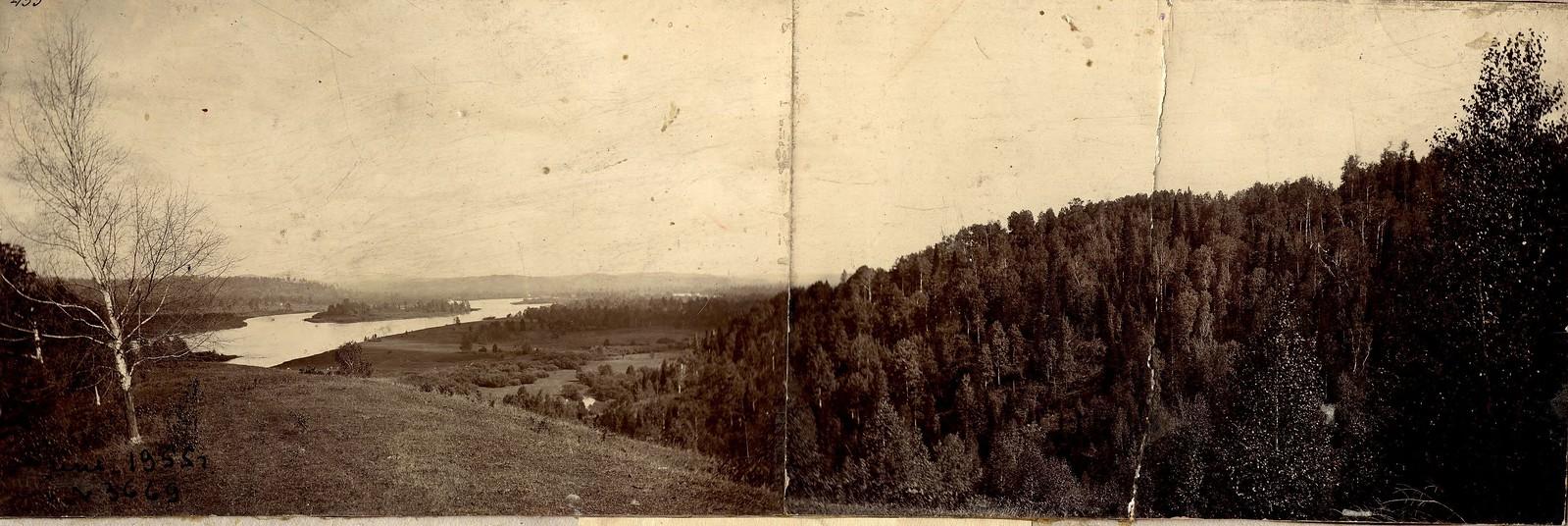 19. Черневые леса в бассейне реки Бии