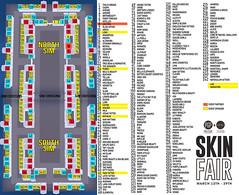 Skin Fair- 2021 Map