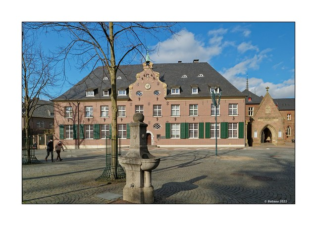 KEVELAER - Priesterhaus - CARPE DIEM