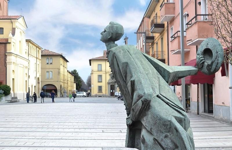 Il MaAB (Museo all'aperto Angelo Biancini) di Castel Bolognese verrà rinnovato nelle prossime settimane