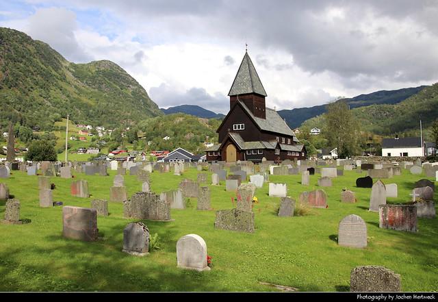 Stavkyrkje, Røldal, Norway
