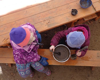 mud soup