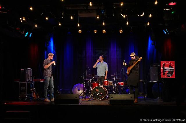 Maurer / Brennsteiner / Pamminger - Jazzit Musik Club Salzburg