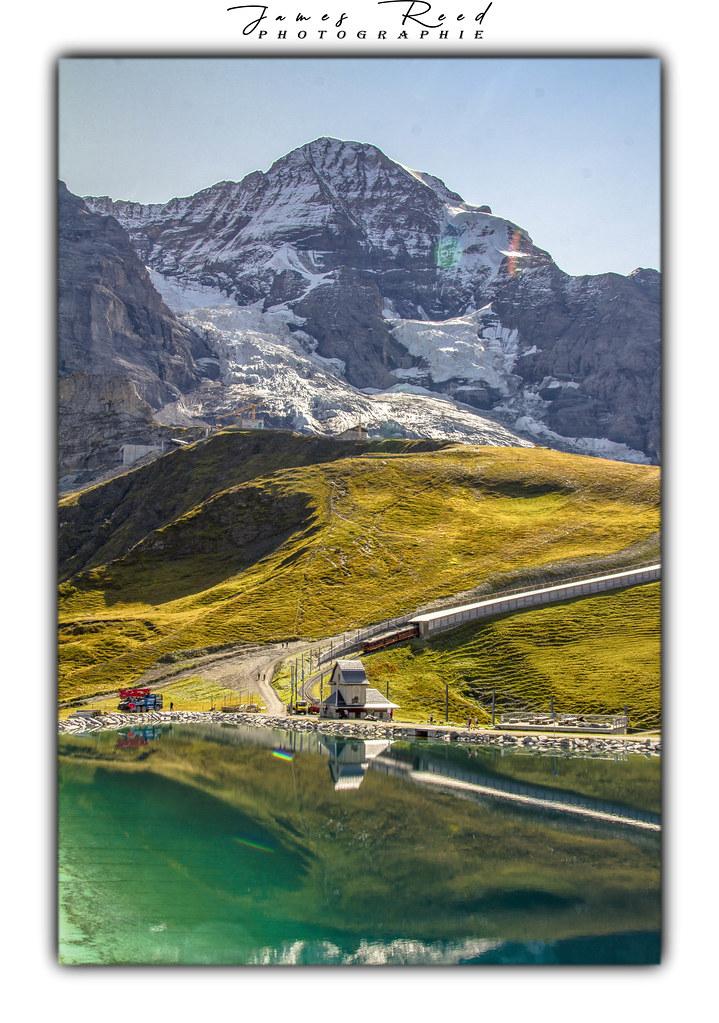 Mönch - Falbodensee - Alpes Bernoises - Suisse