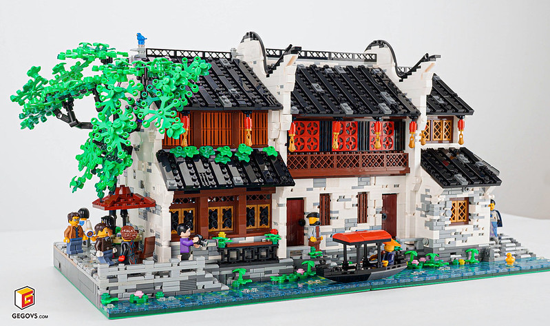 Yuehe ancient street