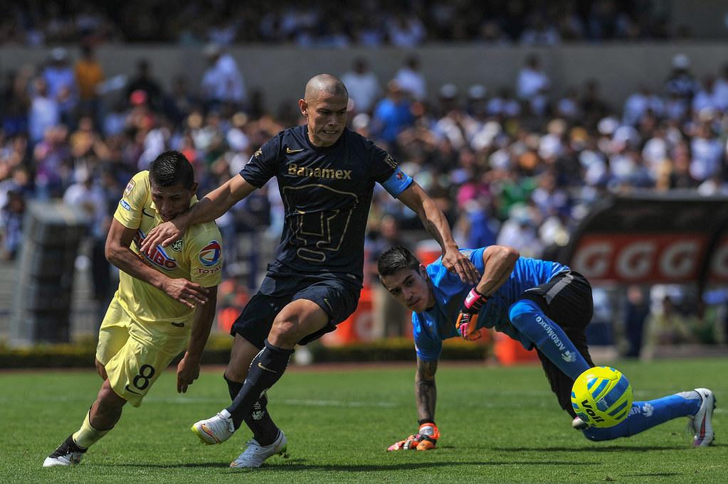 Pumas vs America- Clausura 2015
