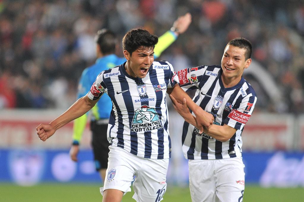 Pachuca vs Morelia - Clausura 2015