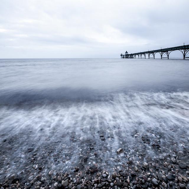 Wintry February Pier 3