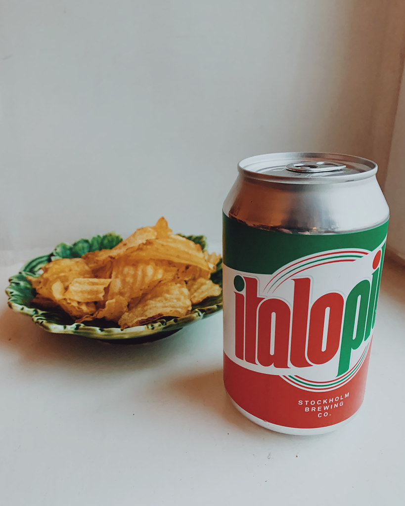 chips & öl