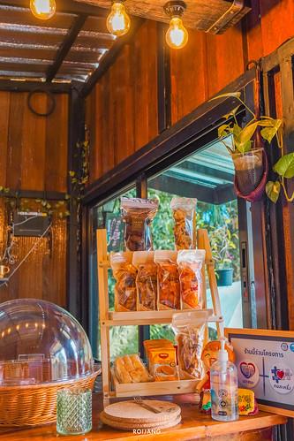 รีวิวร้าน Curve Cafe