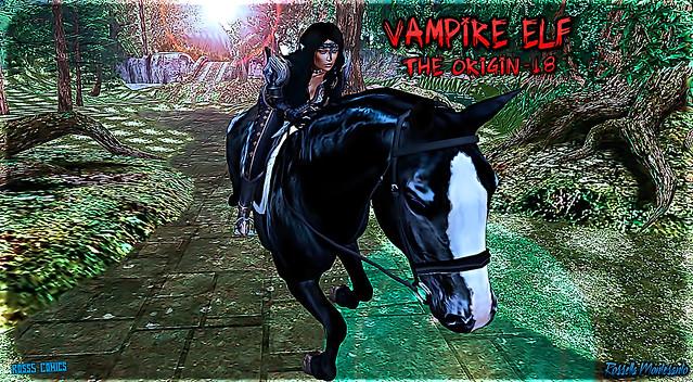 Vampire Elf - 18 { The Origins }