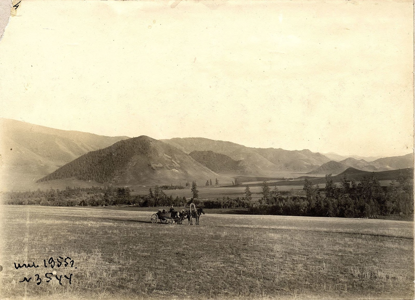 12. Долина реки Урсала