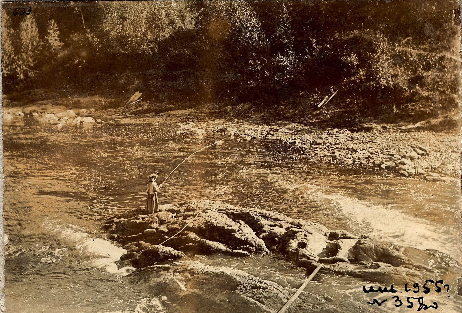 09. Река Майма - правый приток реки Катуни у села Майма.