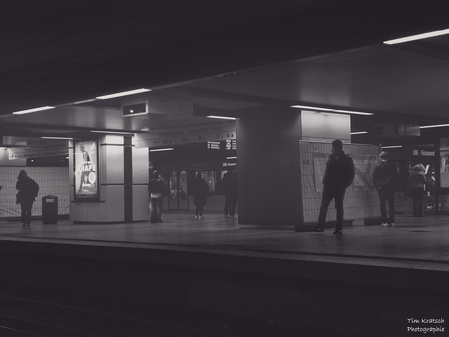 Stuttgart Rail Station