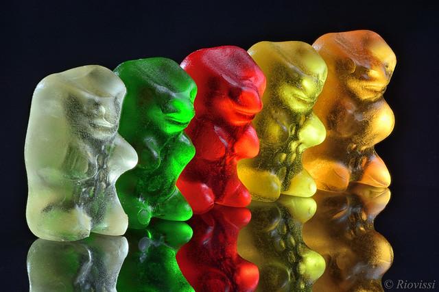 Gummi...Monsters