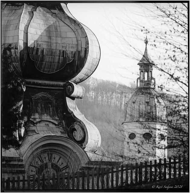Sankt Peter mit Nordturm vom Dom_Hasselblad 503cx