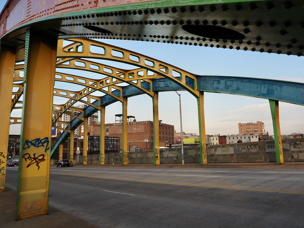 Howard Street Bridge