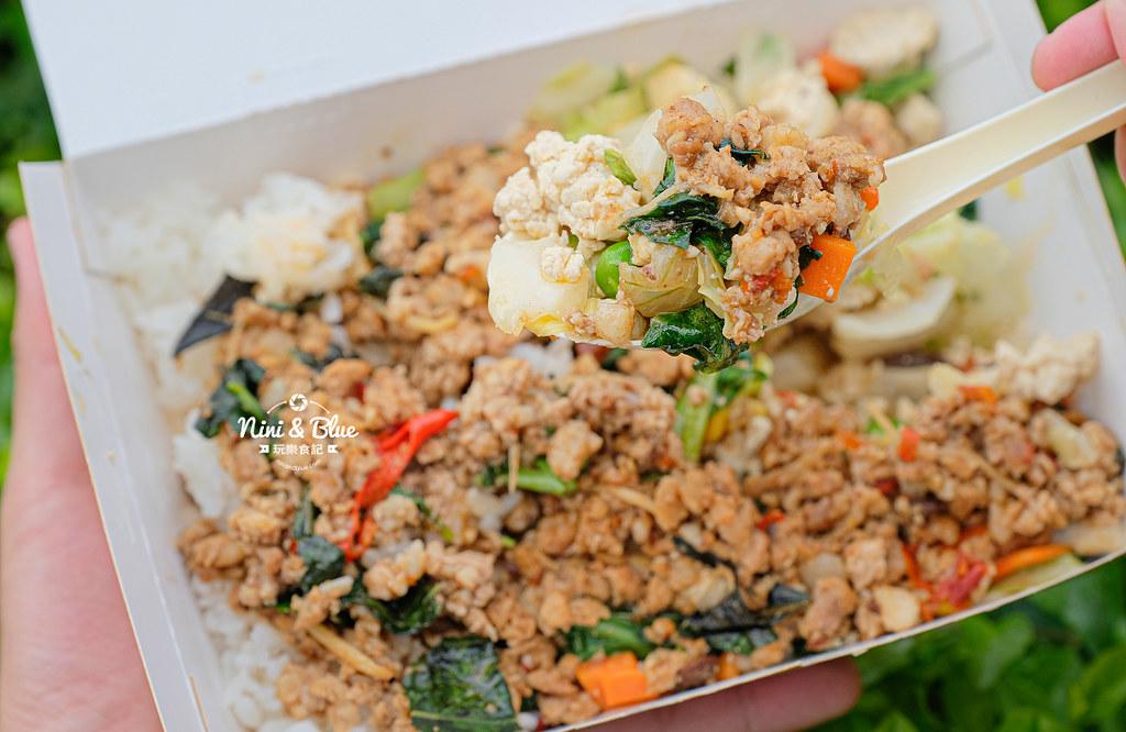 彰化車站美食  艾波廚房 豆腐飯減醣便當25