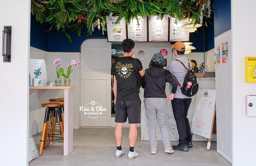 彰化車站美食  艾波廚房 豆腐飯減醣便當12