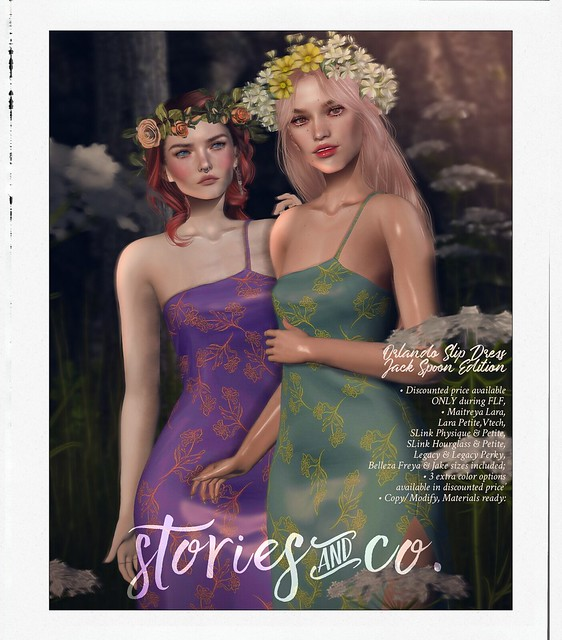 Stories&Co. for FLF / March'21