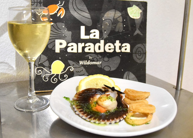 La Paradeta, De Tapa a Platet, primavera Sitges 2021