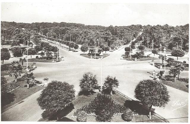 La Baule-les-Pins - La Place des Palmiers