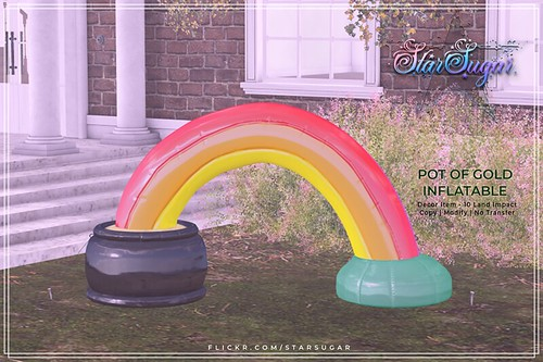 Pot of Gold Inflatable