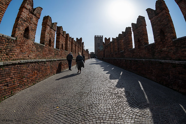 Ponte di Castelvecchio - Verona