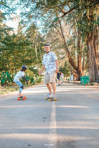 Bangsak Beach Skate Park