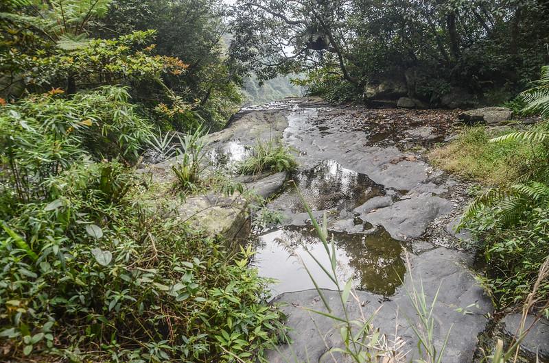 萬安溪支流大岩盤溪谷 (8)