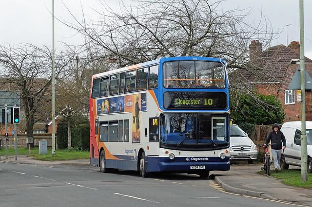 Stagecoach VX04 GHU, Gloucester