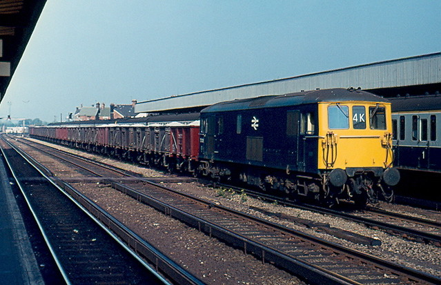 Class 73 by Andy Sutton