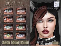 Tville - Kitty Eyes
