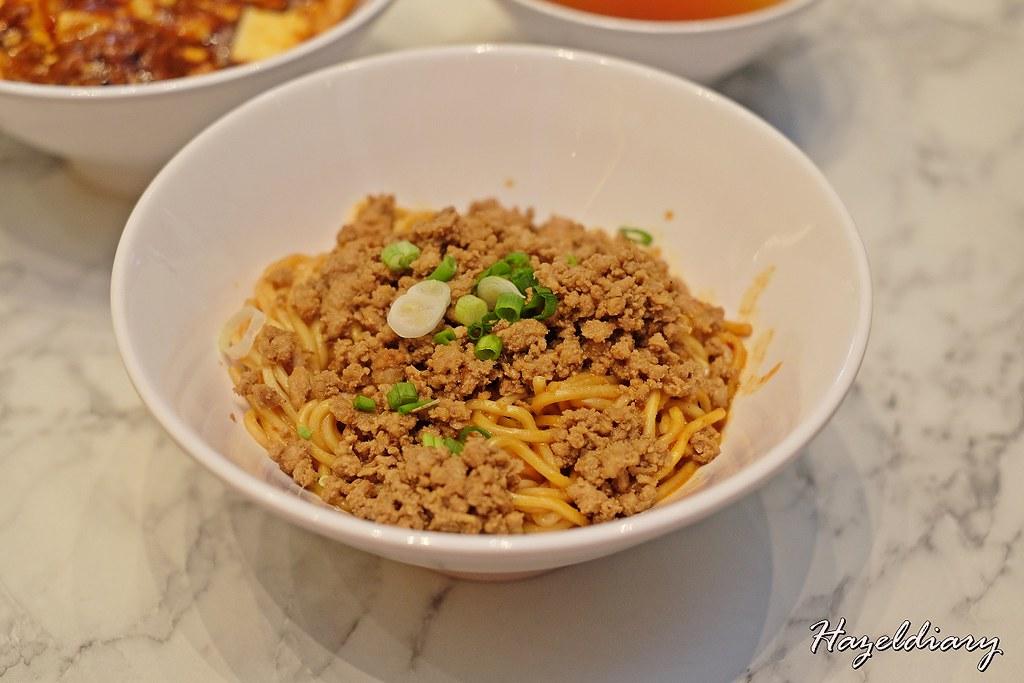 Chens Mapo Tofu-Dan Dan Mien