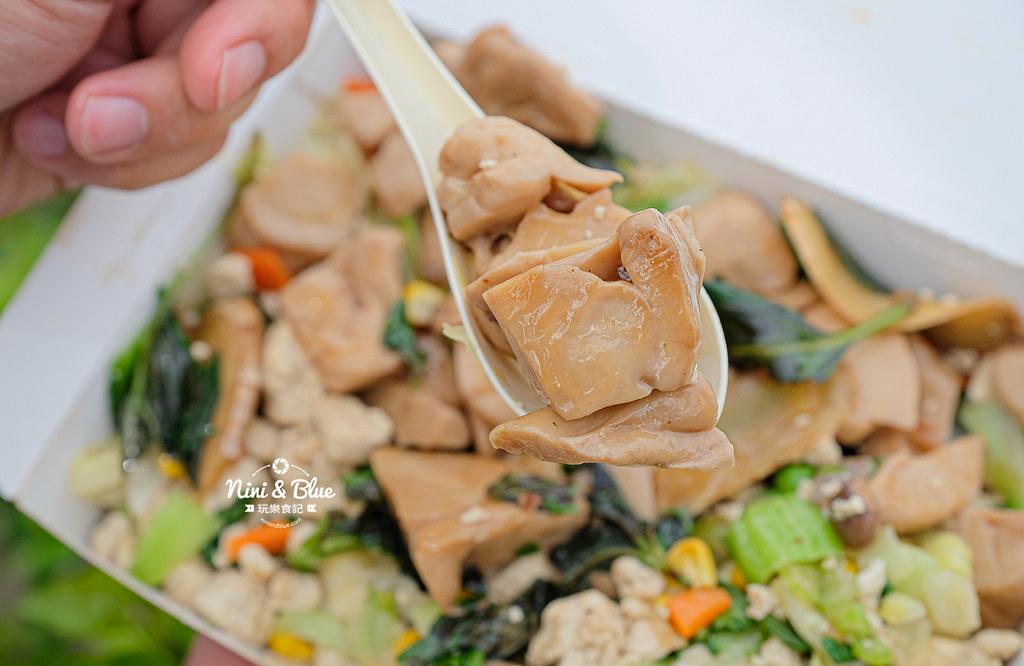 彰化車站美食  艾波廚房 豆腐飯減醣便當22