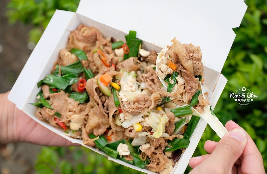 彰化車站美食  艾波廚房 豆腐飯減醣便當21